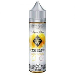 Signature Blends by West Coast Mixology - Lemon Meringue Sugar Cookie - 60ml / 8mg