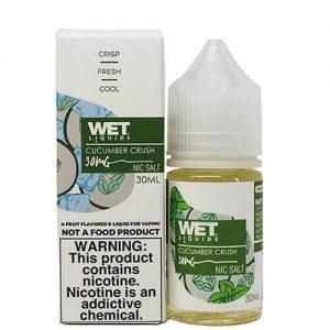 Wet Liquids SALT - Cucumber Crush - 30ml / 30mg