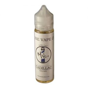 White Label by Maine Vape Co - Cadillac - 60ml / 0mg