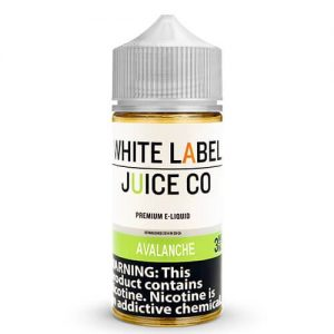 White Label Juice Co - Avalanche - 100ml / 0mg