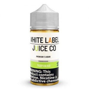 White Label Juice Co - Tiger's Blood - 30ml / 0mg