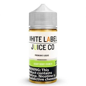 White Label Juice Co - Verry Berry Crunch - 100ml / 0mg