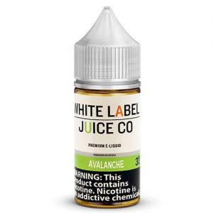 White Label Juice Co - Avalanche - 30ml / 0mg