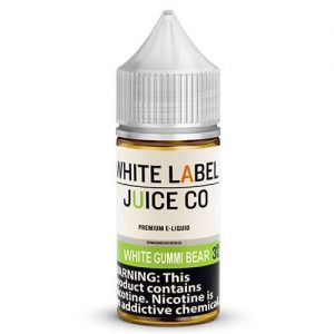 White Label Juice Co - White Gummi Bear - 30ml / 0mg