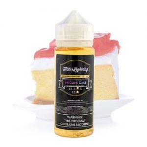 White Lightning Liquids - Unicorn Cake - 120ml / 0mg