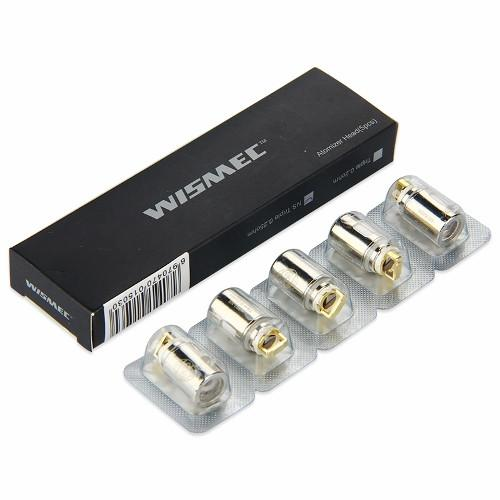 Wismec Elabo NS Triple Replacement Coil 0.25ohm (5 Pack) - Default Title