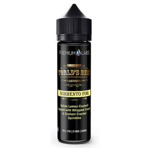 World's Best Custards - Sorrento Fog - 30ml / 0mg