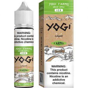 Yogi Farms - Green Apple on ICE - 60ml / 0mg