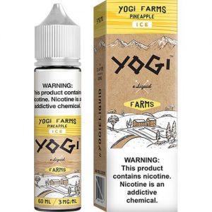 Yogi Farms - Pineapple on ICE - 60ml / 0mg