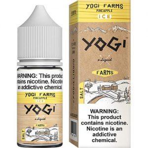 Yogi Farms SALTS - Pineapple on ICE - 30ml / 35mg