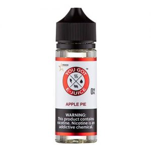 You Got E-Juice - Apple Pie - 60ml / 0mg
