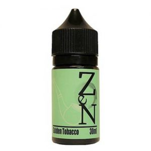 Zen by Thunderhead Vapor - Golden Tobacco eJuice - 30ml / 0mg