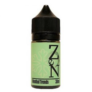 Zen by Thunderhead Vapor - Menthol Trends eJuice - 30ml / 0mg