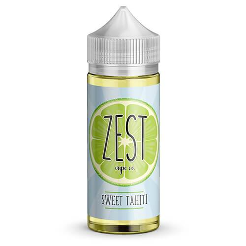 Zest Vape Co - Sweet Tahiti - 100ml / 0mg