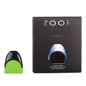 Zoor Vapor - Zoor Pods - Apple - 2ml / 50mg