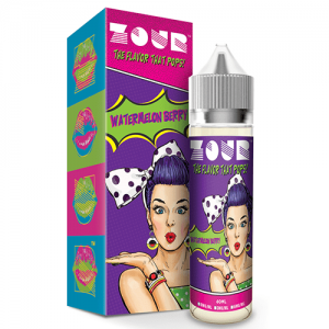 Zour eLiquids - Watermelon Berry - 60ml / 0mg