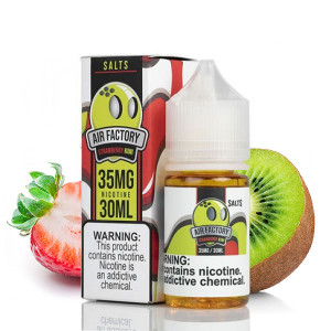 Strawberry Kiwi Nicotine Salts by Air Factory (30mL)