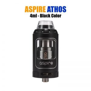Aspire Athos Tank - Black