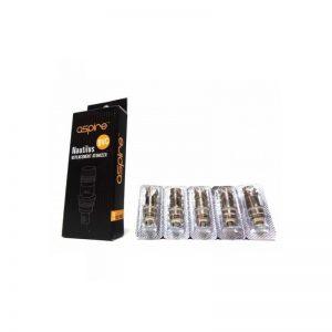 Aspire Nautilus Mini BVC Coils - 1.8 ohm (3.3-6.0V)