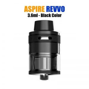 Aspire Revvo Tank (3.6ml) - Black
