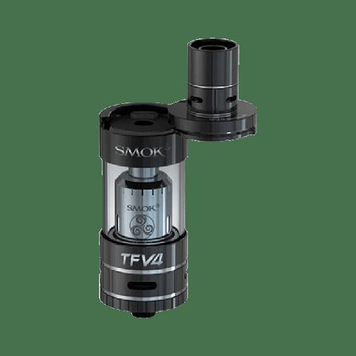 Smok TFV4 Sub-ohm Tank Full Kit - Black