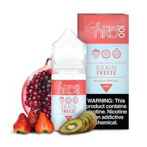 Brain Freeze by Naked 100 Salt E-Liquid (30mL)