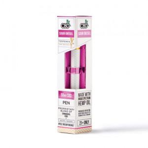 CBDfx Sour Diesel Terpenes Vape Pen Kit