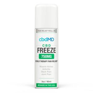 CBDmd Freeze Pain Relief