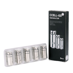 Vaporesso Target Mini Guardian CCELL Replacement Coils (5-Pack) - 0.6ohm