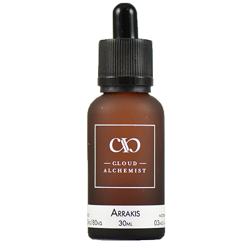 Cloud Alchemist Vapor Liquid - Arrakis - 30ml - 30ml / 0mg