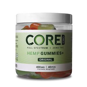 Core CBD Gummies (40-Count)