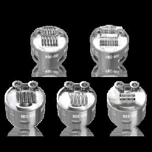 Eagle HBC Coils by GeekVape - Dual 0.2 ohm SS316