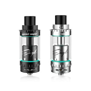 GeekVape Eagle Tank with Top AirFlow - Stainless Steel