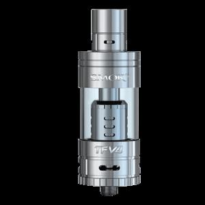 Smok TFV4 Sub-ohm Tank Full Kit - Stainless Steel