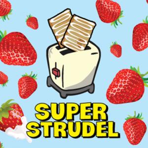 Super Strudel E-Liquid - Mango Peach Super Strudel - 30ml / 0mg