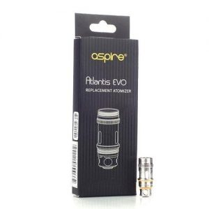 Aspire Atlantis Evo Coils (5-Pack) - 0.5 ohm