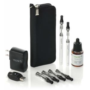 VaporFi Express E Cigarette Starter Kit Bundle