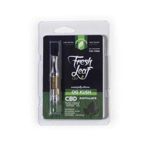 Fresh Leaf OG Kush Cartridge - 500mg