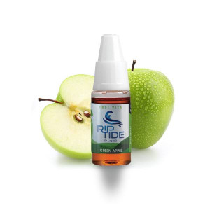 Green Apple E-Liquid by Riptide (10mL)