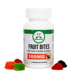 Green Roads Fruit Bites (300mg)