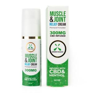 Green Roads Pain Relief Cream (300mg)