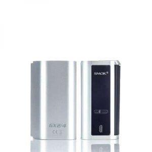 SMOK GX2/4 350W TC Vape MOD - Silver/Black