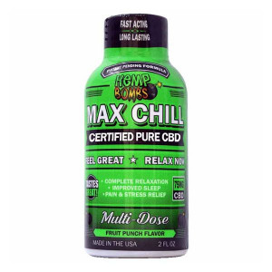 Hemp Bombs CBD Max Chill