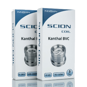 Innokin Scion Sub Ohm Tank Replacement Coils (3-Pack)