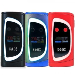 Sigelei Kaos Spectrum 230W TC Vape MOD - Red