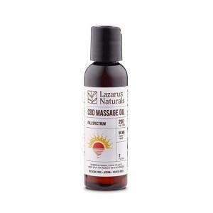 Lazarus Naturals Full Spectrum CBD Massage Oil