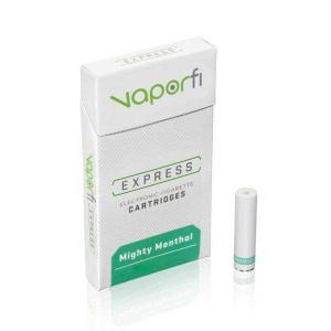 VaporFi Express Mighty Menthol E Cig Cartridges