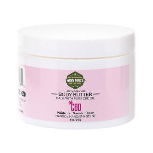 Miss Bud's CBD Body Butter