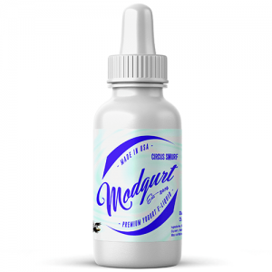 Modgurt Premium Yogurt E-Liquid - Circus Smurf - 30ml - 30ml / 0mg