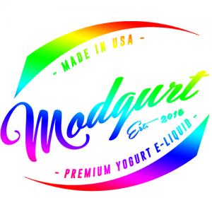 Modgurt Premium Yogurt E-Liquid - Cran-Apple Cream - 30ml / 0mg